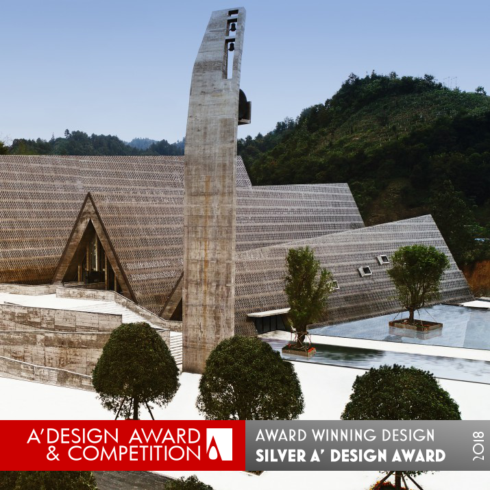 West-line Studio won the silver award of famous A'Design Award in Italy